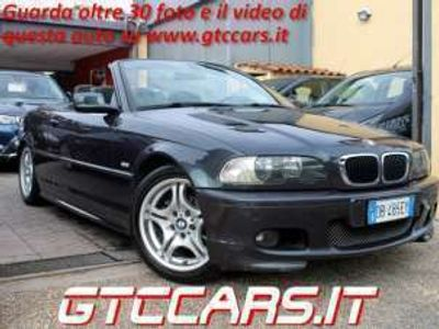 usata BMW 318 Cabriolet MSport INDIVIDUAL FULL OPT IMPIANTO GPL