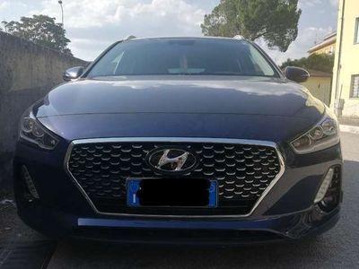 usata Hyundai i30 Wagon 1.6 CRDi 136CV DCT Style