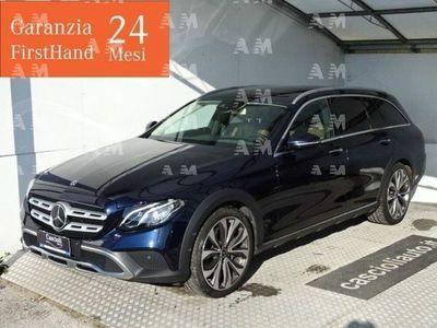 usata Mercedes 350 Classe E Station Wagond 4Matic Premium All-Terrain del 2018 usata a Mosciano Sant'Angelo