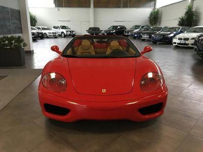 usata Ferrari 360 Spider F1 Usato