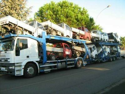 usata Piaggio Porter 1.4 diesel FISSI E RIBALTABILI