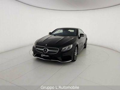 begagnad Mercedes 500 sec coupeMaximum 4matic auto