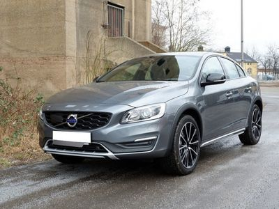 used Volvo S60 CC D4 Geartronic Pro Navi Wenig Km
