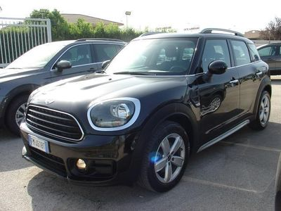 usata Mini Cooper D Countryman 2.0 Business Automatic