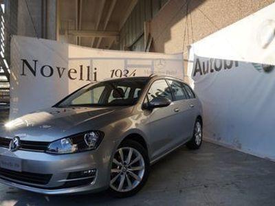 usata VW Golf usata del 2015 a Genova, Km 9.721
