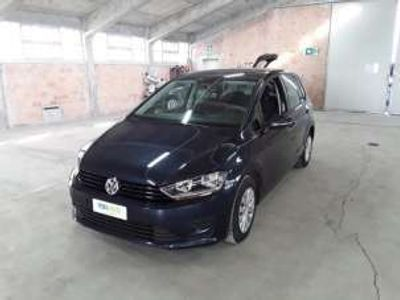 usata VW Golf Sportsvan 1.6 TDI Trendline BlueMotion Technology