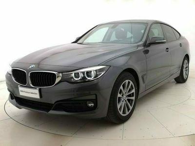 usata BMW 318 Serie 3 GT d Business Advantage aut. del 2019 usata a Padova