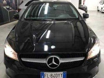usata Mercedes CLA200 d 4Matic Automatic Sport del 2017 usata a Ancona