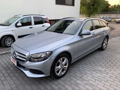 usata Mercedes C220 BlueTEC S.W. Automatic Executive