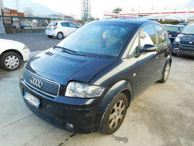 usata Audi A2 1.4 16V Comfort - AUTO PER COMMERCIANTI