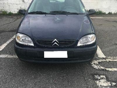 usado Citroën Saxo 1.1 benzina 2001
