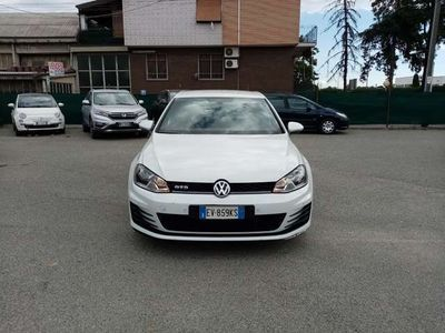 usata VW Golf GTD 2.0 TDI DSG 5p. BlueMotion Tech