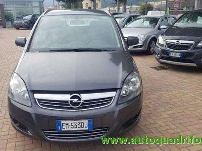 usata Opel Zafira Zafira 2ª serie1.6 16V ecoM 150CV Turbo One