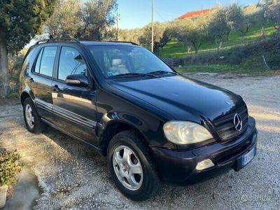 usata Mercedes ML270 -2003, AUTOCARRO, AUTOMATICA, 4x4