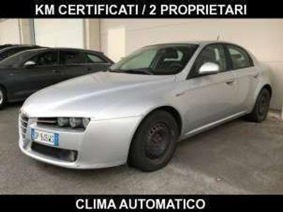 usata Alfa Romeo 159 1.9 JTDm 16V Distinctive / KM CERTIFICATI Diesel