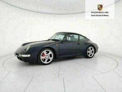 usata Porsche 911 Carrera 4 993 cat S Coupé