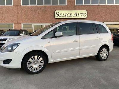 usata Opel Zafira 1.6 16V ecoM 150CV T. 7 Posti --Metano--