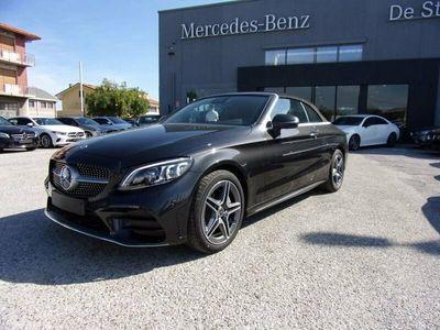 usata Mercedes 220 Classe C C4Matic Cabrio Premium Plus