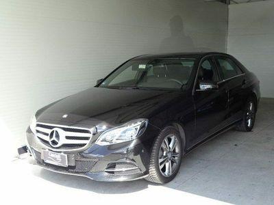 usata Mercedes E200 BlueTEC Automatic Sport