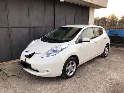 usata Nissan Leaf Elettrico Sincrono Trifase 24 kw