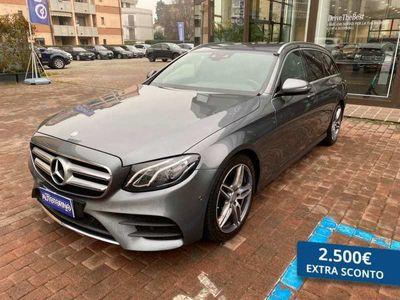 usata Mercedes 220 CLASSE E SW E SWd AMG Line auto