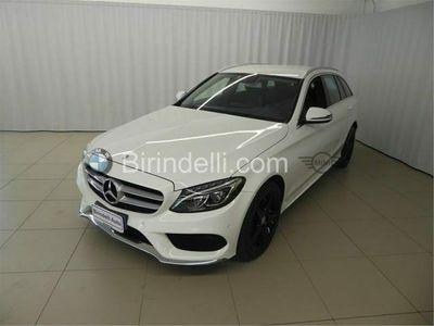 usata Mercedes C250 d S.W. 4Matic Automatic Premium