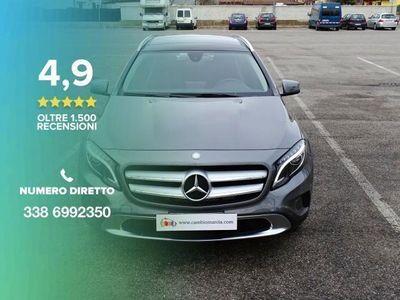 gebraucht Mercedes GLA200 d Automatic Sport