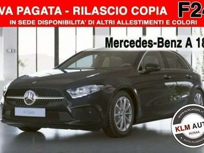 usata Mercedes A180 Progressive Premium*NAVI*F24*PRO.CON.GAR.24 MESI* Roma