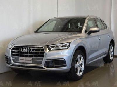 usata Audi Q5 2.0 TDI 190 CV quattro S tronic del 2018 usata a Assago