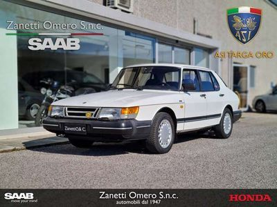 usata Saab 900 i 16 VALVE - UNIPROP*TARGA ORO*CERTIFICATA