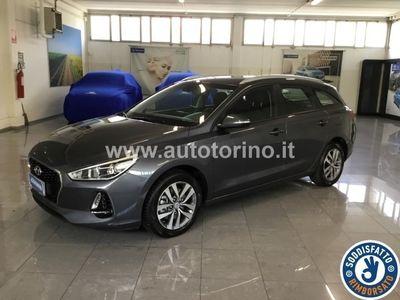 brugt Hyundai i30 I30 SWWagon 1.6 CRDi 110CV E6 Business MY2017