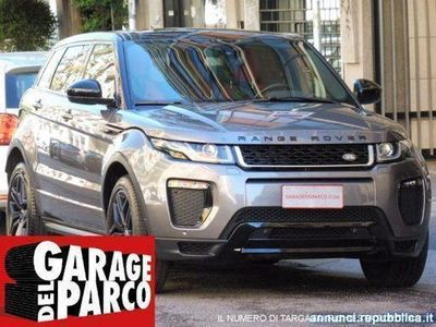 brugt Land Rover Range Rover 2.0 TD4 HSE DYNAMIC 5P Milano