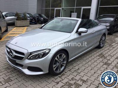 used Mercedes 220 CLASSE C CABRIO C cabrioSport 4matic auto