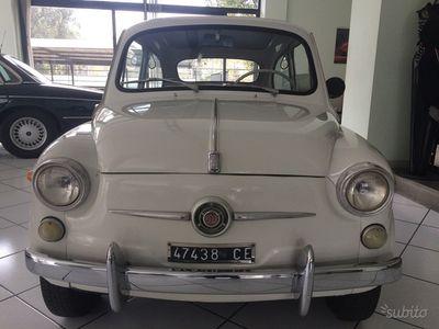 used Fiat 600D 1964, Perfetta, iscritta ASI