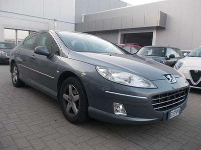 usata Peugeot 407 4071.6 HDi X Commercianti