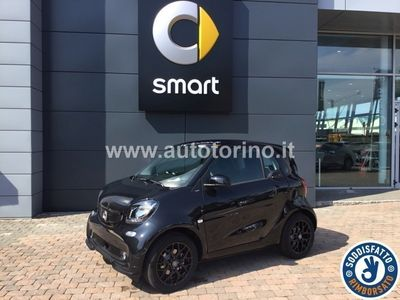 used Smart ForTwo Coupé FORTWO 70 twinamic Passion