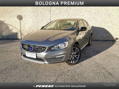 brugt Volvo S60 CC S60 Cross Country D3 Geartronic Business Plus