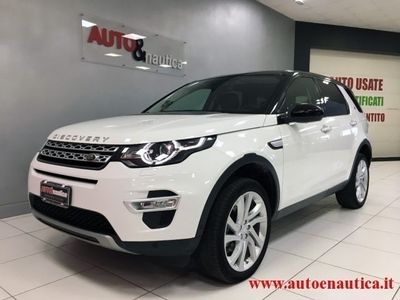 used Land Rover Discovery Sport 2.0 TD4 180 CV HSE Luxury rif. 11508080