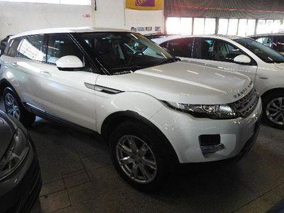 usata Land Rover Range Rover evoque 2.2 SD4 5P. Pure-Teck Pelle-Navi_Xenon