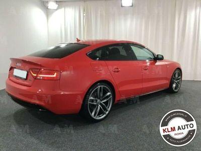 usata Audi A5 Sportback 2.0 TDI 190 CV quattro S tronic usato