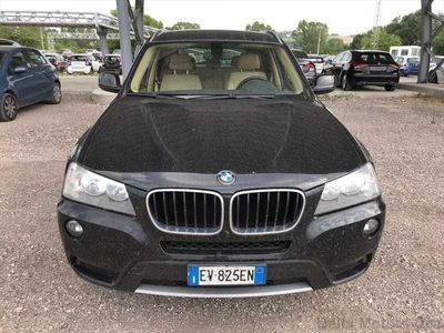 usata BMW X3 2010 Diesel sdrive18d Business auto