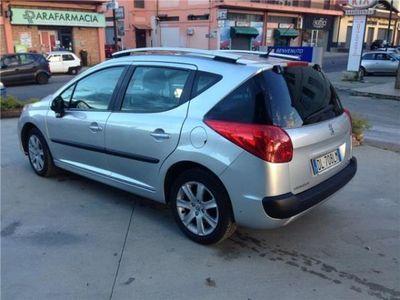 käytetty Peugeot 207 1.6 HDi 90CV SW XS Ciel