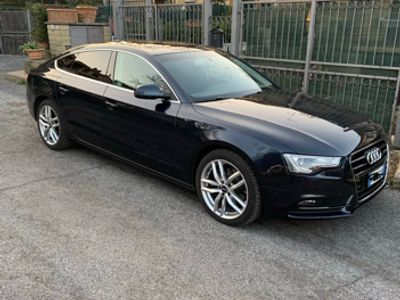usata Audi A5 Sportback A5 2.0 TDI 177 CV multitronic Business Plus