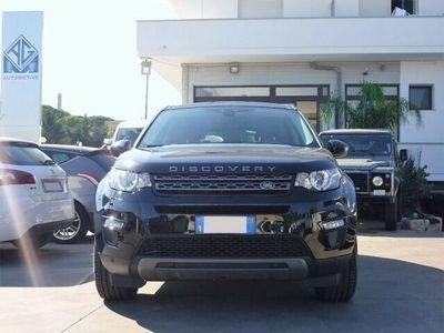 usata Land Rover Discovery Sport 2.0 TD4 180 CV Autom. SE