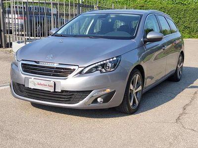 usata Peugeot 308 BlueHDi 150 EAT6 S Allure / Xeno / Auto / Navi