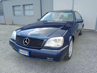 usata Mercedes CL500 - S 500 coupè - certificata ASI