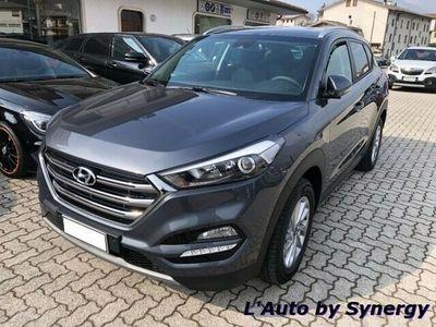 usata Hyundai Tucson 1.7 CRDi DCT XPlus