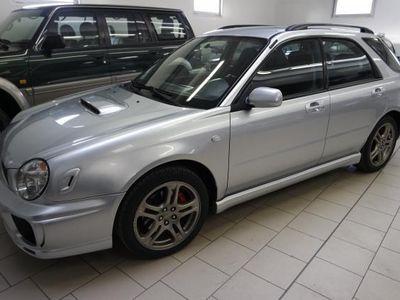 usata Subaru Impreza Station Wagon 2.0 Turbo 16v Sport Wrx Usato