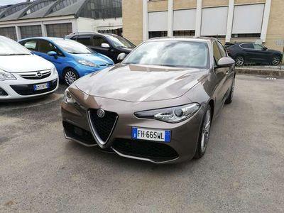 usata Alfa Romeo Giulia 2.2 Turbodiesel 210 CV AT8 AWD Q4 Automatica