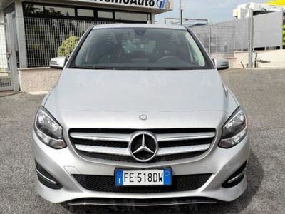 używany Mercedes B180 d Automatic Business 73000KM CERTIFICATI MERCEDES